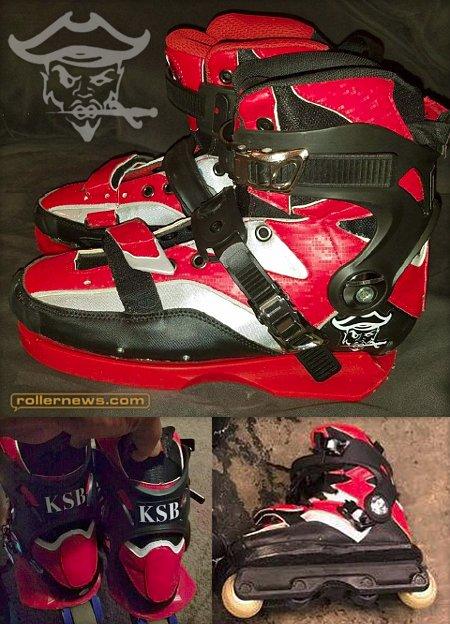 KORE Skate Brand (KSB) - New Prototype Skates