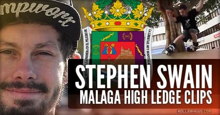 Stephen Swain in Malaga (2017): High Ledge Clips