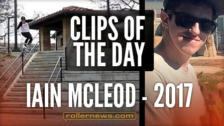 Clips of the day: Iain Mcleod (2017)