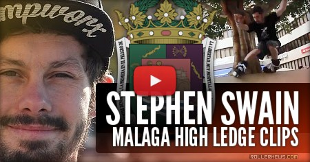 Stephen Swain in Malaga (2017) - High Ledge Clips