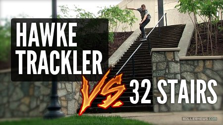 Hawke Trackler vs KY 32 Stair (2013) Raw Clips