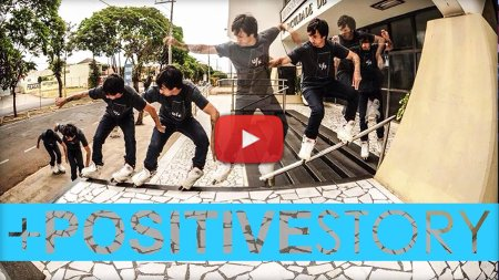 Felipe Zambardino + Positive Story (Brazil, 2016)
