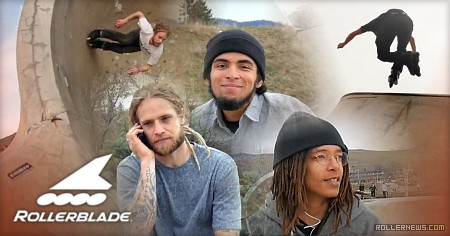 Rollerblade Team @ Mobash Skatepark