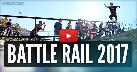 Dexter @ Battle Rail 2017 (Barcelona, Spain)