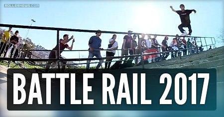 Dexter @ Battle Rail (Barcelona, 2017)