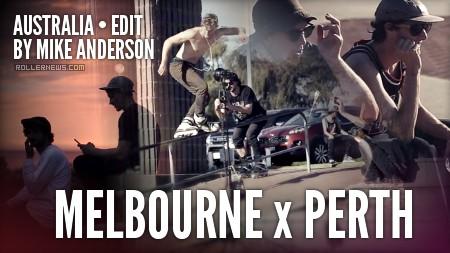 Melbourne x Perth (Australia) - Edit by Mike Anderson