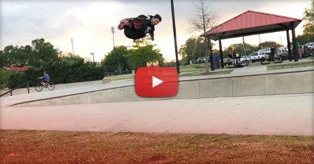 Jaren Grob – day at the skatepark (2017)