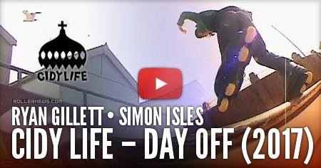 Ryan Gillett - Cidy Life, DAY OFF (2017)