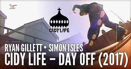 Ryan Gillett: Cidy Life - DAY OFF (2017)