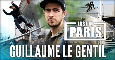 Guillaume Le Gentil - Lost in Paris (2016) by Antonin Folliot  - Full VOD, Now Free
