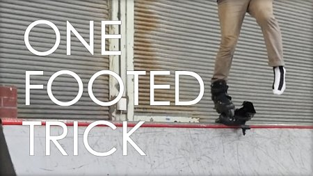 Ricardo Lino – Blading Trick I have been wanting to learn for 13 years
