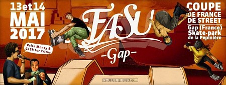 FASU 2017 (Gap, France) - Teaser by Roman Abrate