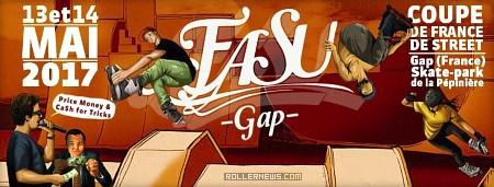 FASU 2017 (Gap, France) - Teaser by Roman Abrate