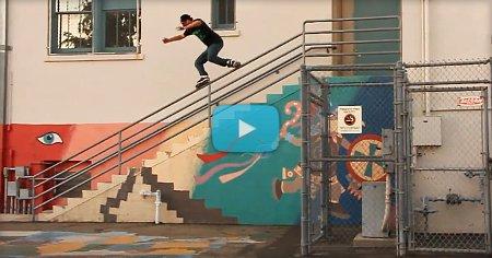 Quinn Feldman – 2017 Rollerbalding Edit