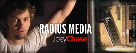 Joey Chase Profile - Radius Media (Issue 1) Circa 2006