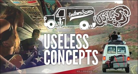 Useless Concepts - High Country Section (2014) Utah and Colorado