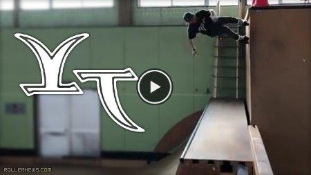 Clip of the Day - Takeshi Yasutoko (2017)