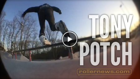 Antony Pottier – Park Session in Liege (Belgium, 2017)