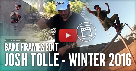 Josh Tolle – Winter 2016, Bake Frames Edit