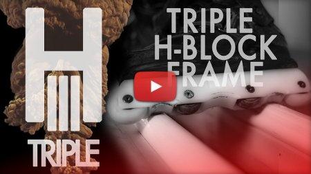 Chynna Weierstall – proVoke – Triple H-Block Frame
