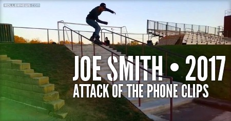 Joe Smith – Attack of the Phone Clips (2017)