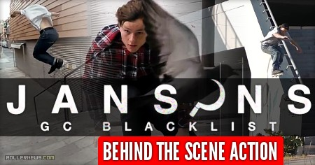 Nils Jansons – Ground Control Blacklist (2017) Bonus – Behind the scene action, Fails & Bails