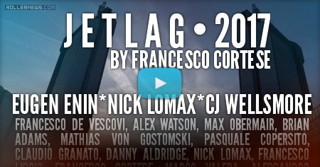 J E T L A G (2017) by Francesco Cortese – with Eugen Enin, Nick Lomax, CJ Wellsmore & more