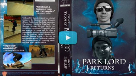 Trevor Tylosky – Park Lord Returns (2017) by Geoff Phillip