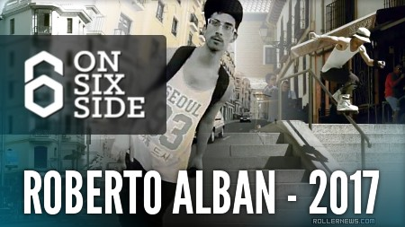 Roberto Alban (Madrid, Spain) – Attitude (2017)