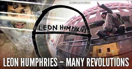Leon Humphries – Many Revolutions (2016)