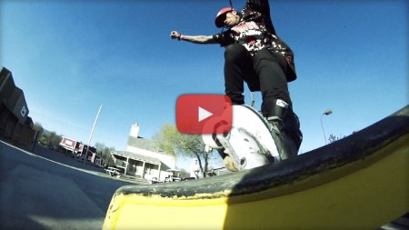 Shoes With Wheels - THE WARM UPS – Woodward West – Jon Julio 40 yrs alive