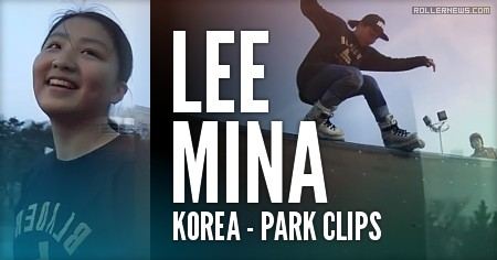 Lee Mi-na (15, Korea) – Park Clips by Johnny Yoon
