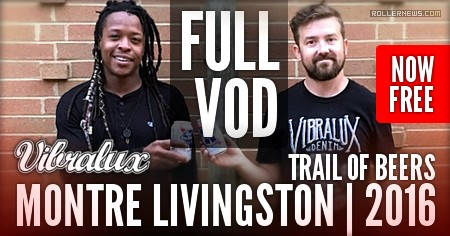 Montre Livingston - Vibralux, Trail of Beers, Full VOD Now Free