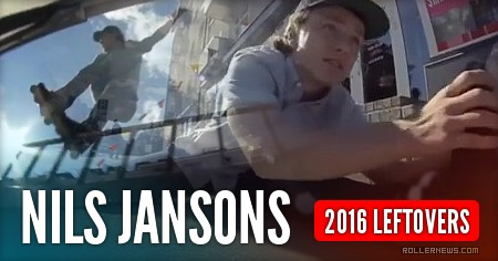 Nils Jansons - Summer + Fall 2016 Leftovers