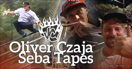 Oliver Czaja (Australia) – Seba Tapes Ep. 2 (2017)