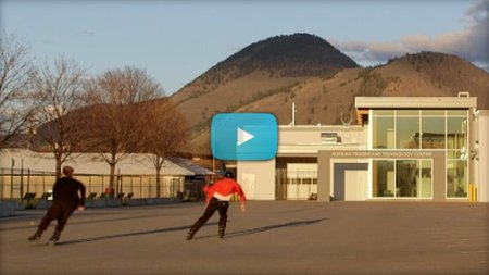 Mushroom Blading - Todd Mcinerney & Joey Mcgarry – 2.5 hours at NorKam Senior Secondary School