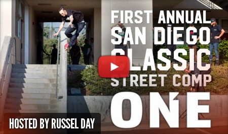 San Diego Classic Street Contest (2017) One Mag, Edit