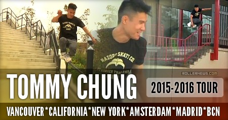 Tommy Chung (Canada, Razors Flow) 2015-2016 Tour