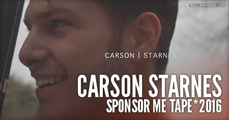 Carson Starnes - Sponsor Me Tape (2016) by Chris Smith   Full VOD, Now Free
