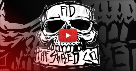 F.I.D ShredCo - Park Rats, Volume Three -  Part Deux (2017) by Zac Straight