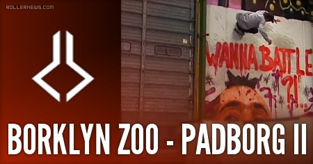 Borklyn Zoo - Padborg II with Eugen Enin, Malte Husted, Jonas Hansson and Tobias Nielsen
