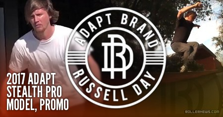 Russell Day - 2017 Adapt Stealth Pro model, Promo Edit