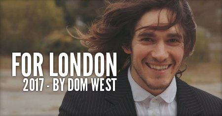 For London (2017) by Dom West