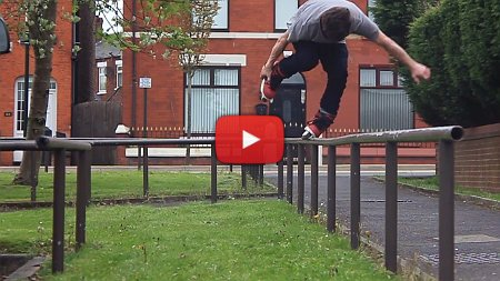 Stephen Swain - Fun Session in Failsworth (Manchester, 2017)