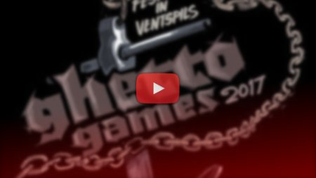 Ghetto Games 2017 (Latvia) - Promo Edit