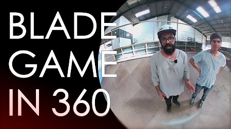 Ricardo Lino - Game of BLADE in 360