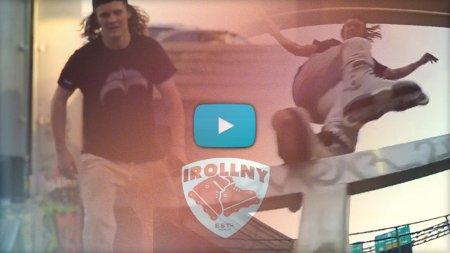 Zack Savage - NYC, Hamilton Bridge Skatepark - IrollNY Edit (2017)