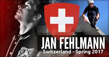Jan Fehlmann (Switzerland) - Spring 2017, Street Edit