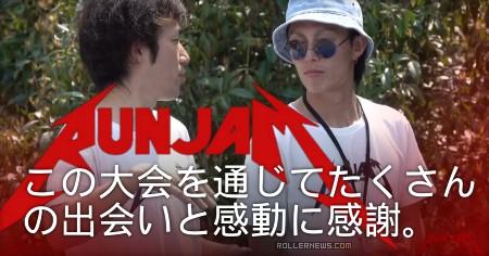 Run Jam 2017 (Japan) - Off Shot, Clips by Tsukasa Kawakami