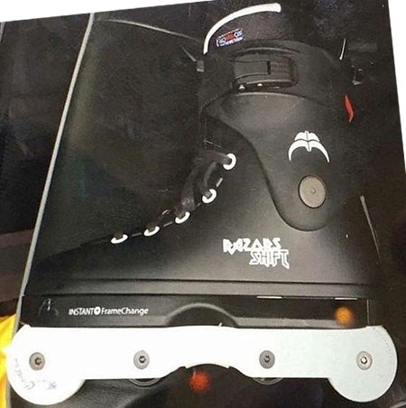 Razors Shift - New Skates, Photo